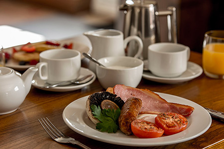 breakfast hotel cromer norfolk