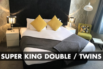 cromer superking double twin rooms
